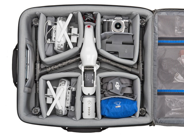 think tank helipad for dji inspire announced helipak  background