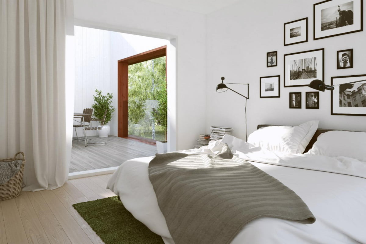 houzz survey finds what tech people want in bedrooms hemnet house dream home swedish bedroom