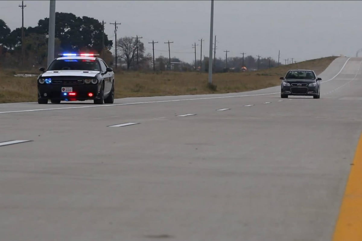 watch hennessey little fun texas toll road  mph chevy ss