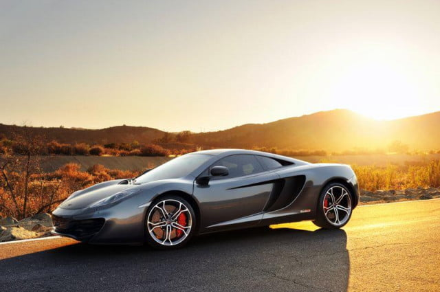 hennessey hpe  when a mclaren mp c just isnt good enough