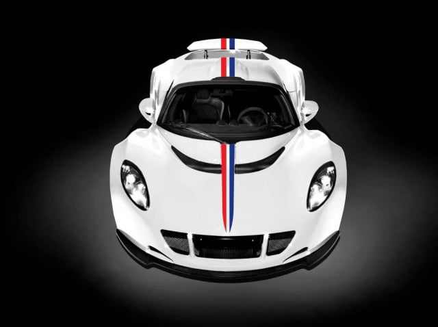 hennessey venom gt worlds fastest edition costs  million but its already sold out world s