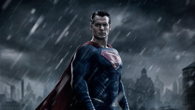 warner bros moves batman v superman release date announces nine movies  henry cavill