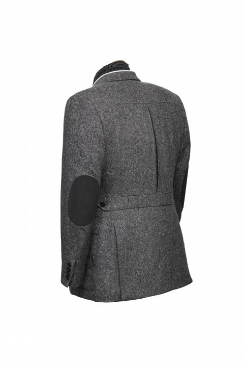 bentley takes bespoke to your torso with these savile row driving jackets henrypoole bespokedrivingjacket rearthreequarter