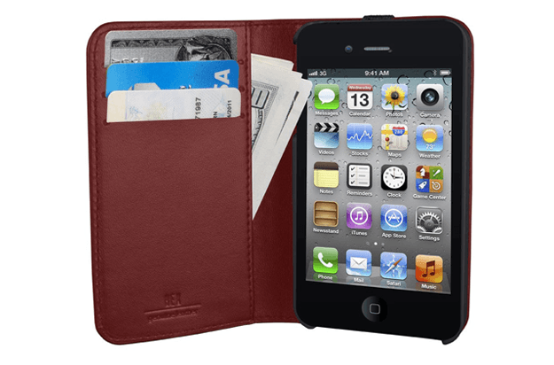 Hex Axis Wallet for iPhone 4/4S