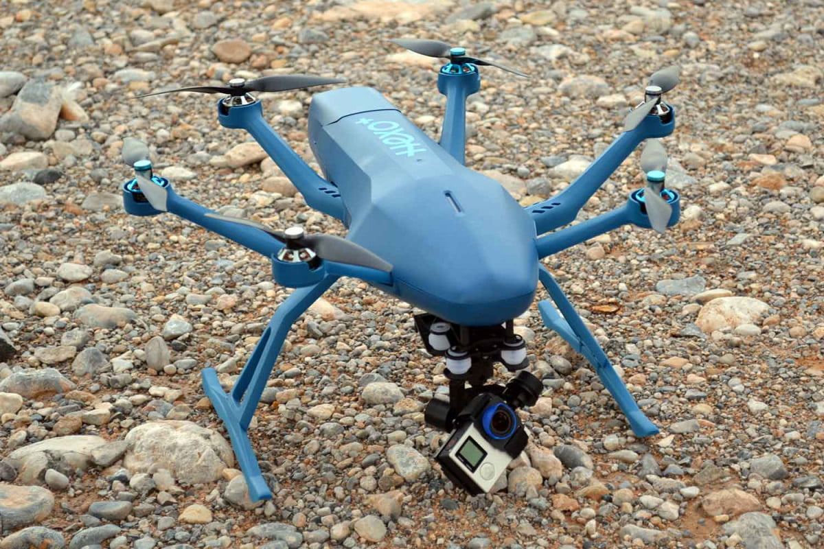 dubai to use drones catch litterers hexo  drone