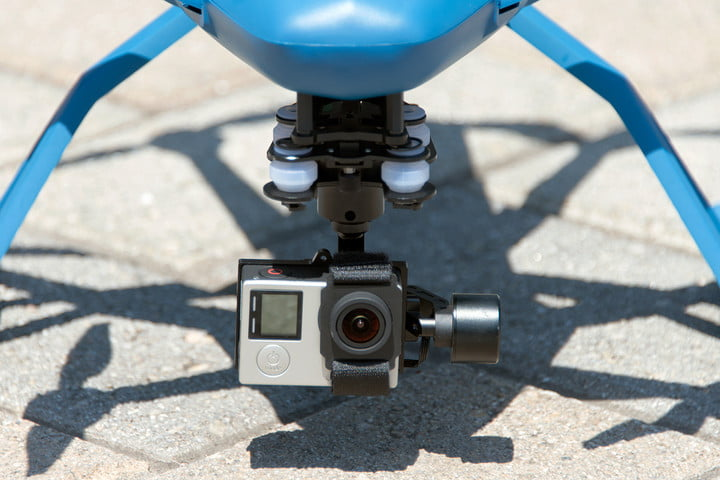hexo plus review  hexcopter