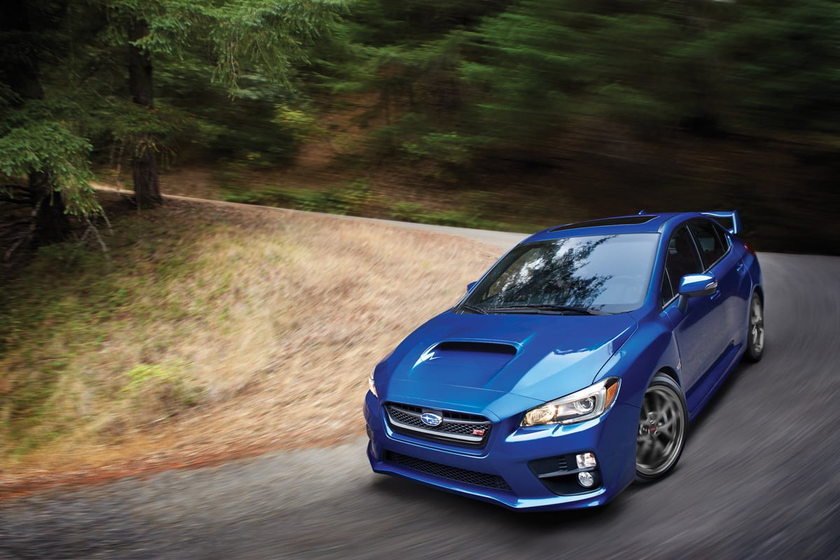 subaru wrx sti news rumors performance specs