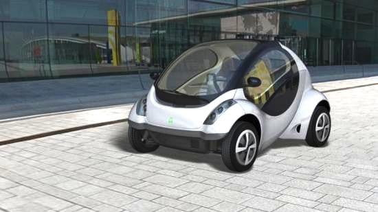 Image Result For Ultra Compact Electric Cars