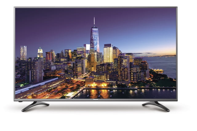 hisense h  series tvs now available