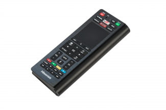 Hisense-pulse-remote-touchpad