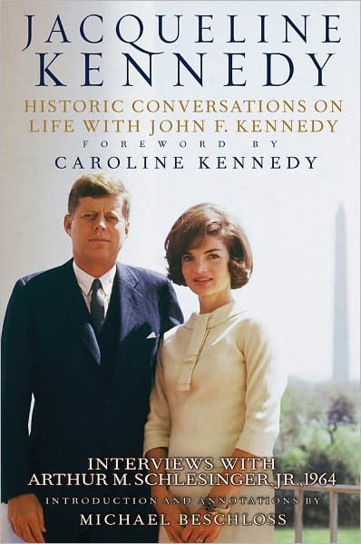 historic conversations on life with john f kennedy