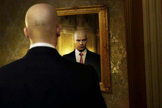 Timothy Olyphant as Agent 47 in Hitman