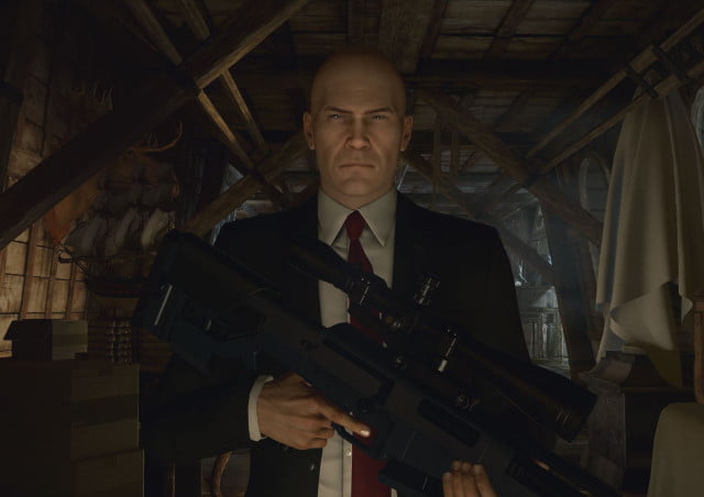 hitman ps  pre orders cancelled