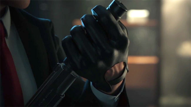 Hitman Absolution Silencer