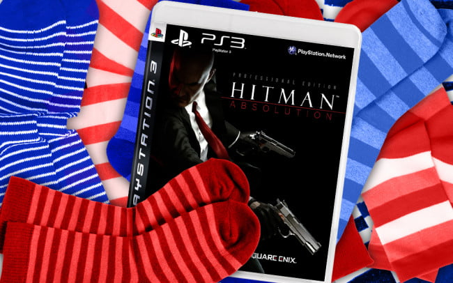 Hitman absolution ps3 holiday giveaway
