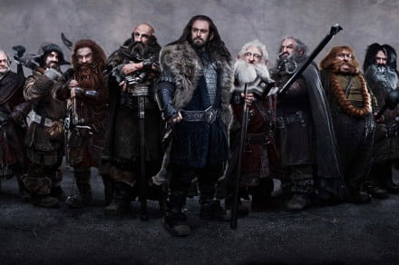 The Hobbit- All the Dwarves