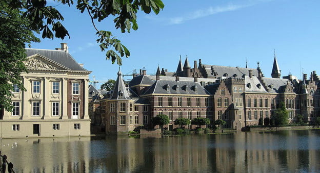 Binnenhof, States-General of the Netherlands