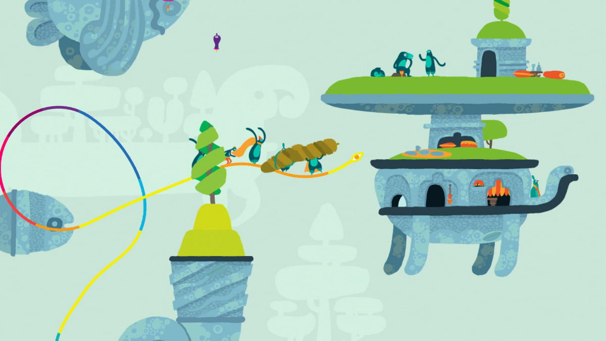 hohokum artist richard hogg charts his path into game development preview