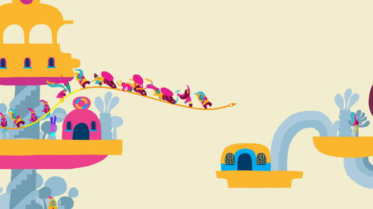week gaming going gets weird naked demons colorful air snakes hohokum preview