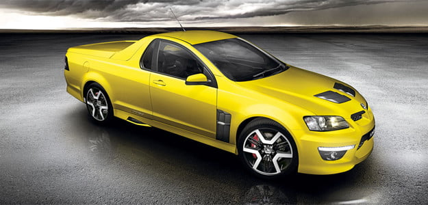 Holden Maloo foreign cars