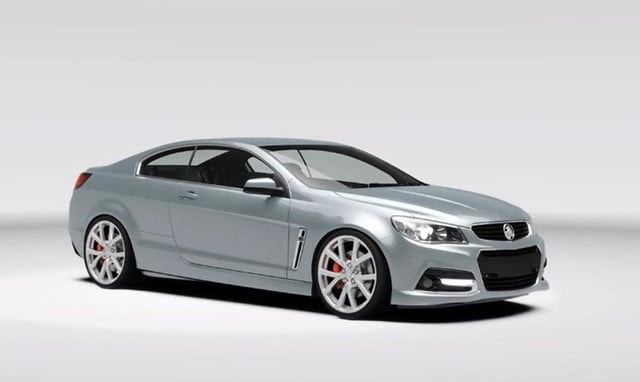 if we wish hard enough will this rendering become the chevrolet ss coupe holden monaro concept