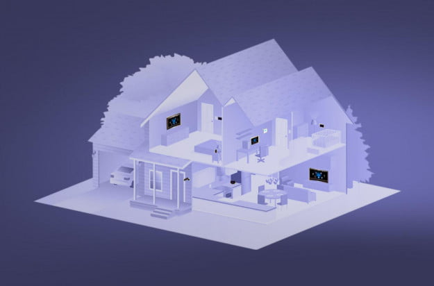 home automation header