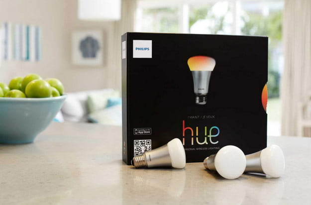 home automation hue starter pack