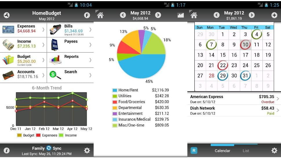 Homebudget With Sync This App Is Actually Multi Platform Making It Even Easier For Anyone To Use Regardless Of Your Mobile Android IOS IPad And