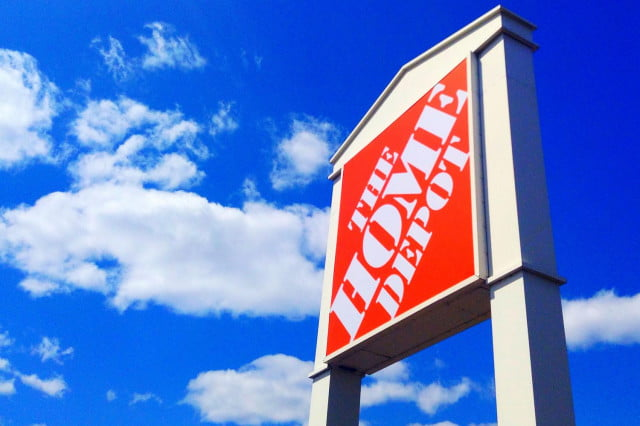 home depot security breach sees  million email addresses stolen