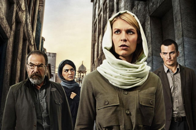 twos company showtime follow hbo next year internet service homeland
