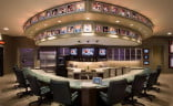 NBA broadcast center? Nope, just an awesome game room.
