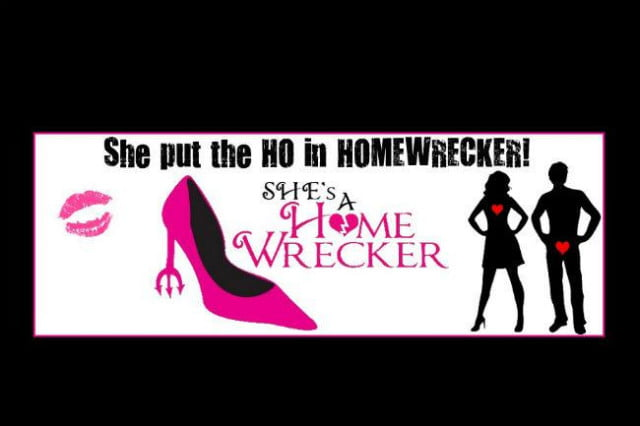shes homewrecker latest slut shaming site particularly despicable