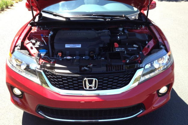 Honda Accord 2013 review exterior engine coupe