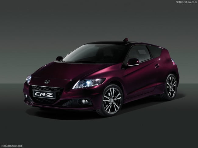 Honda brings supercharged CR-Z concept to SEMA, production plans still unclear