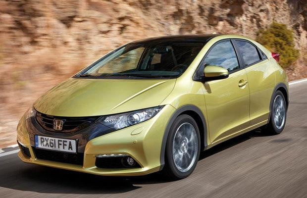 Honda Civic Type R given the green light?