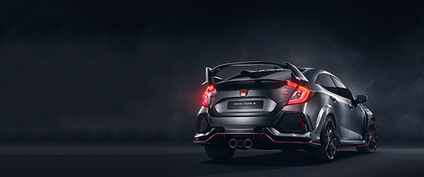It's here. Honda's Civic Type R just blasted into Paris, and the U.S. is next