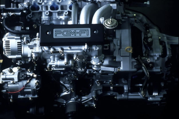 1990 Honda Accord engine