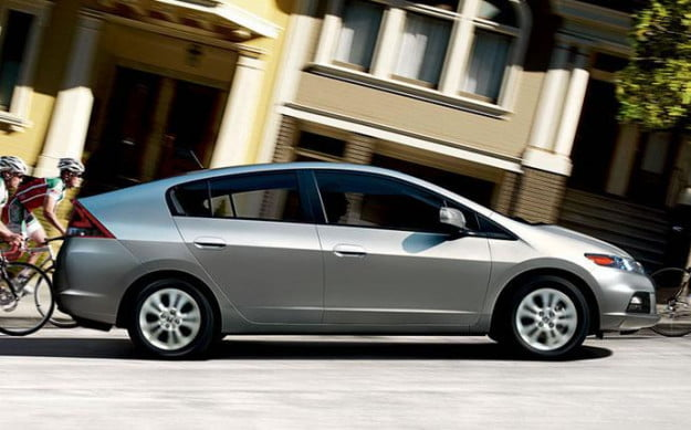 Honda Insight 2014