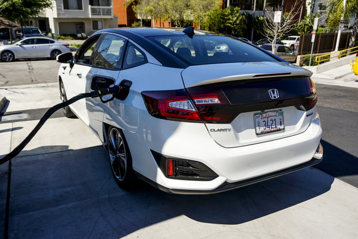 honda clarity first drive review hondaclarityfueling