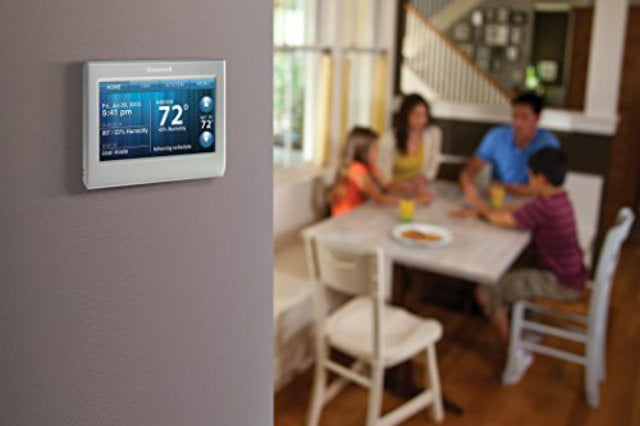 honeywell smart home thermostat deal