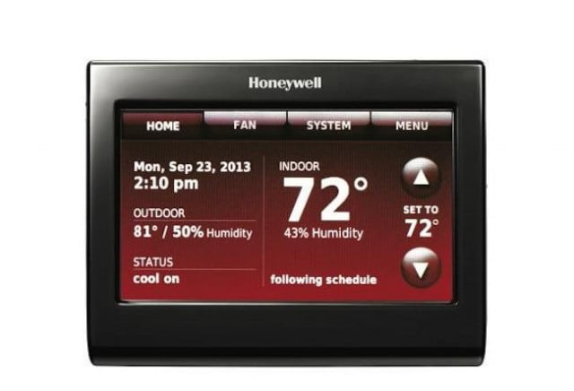 Honeywell Smart Thermostat voice control