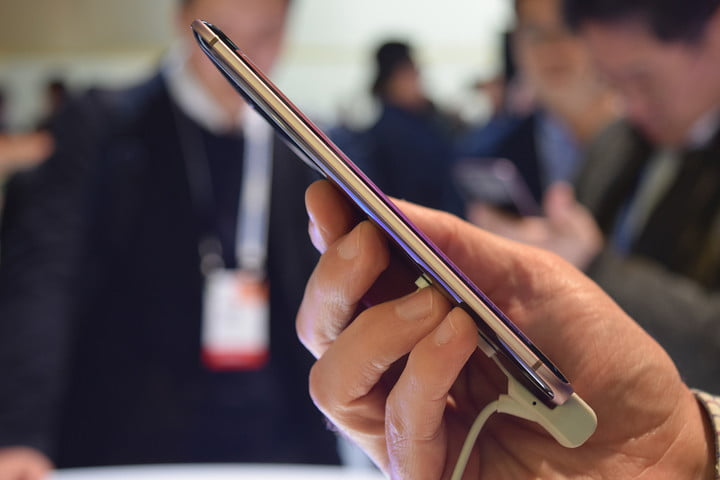 huawei honor magic hands on ces