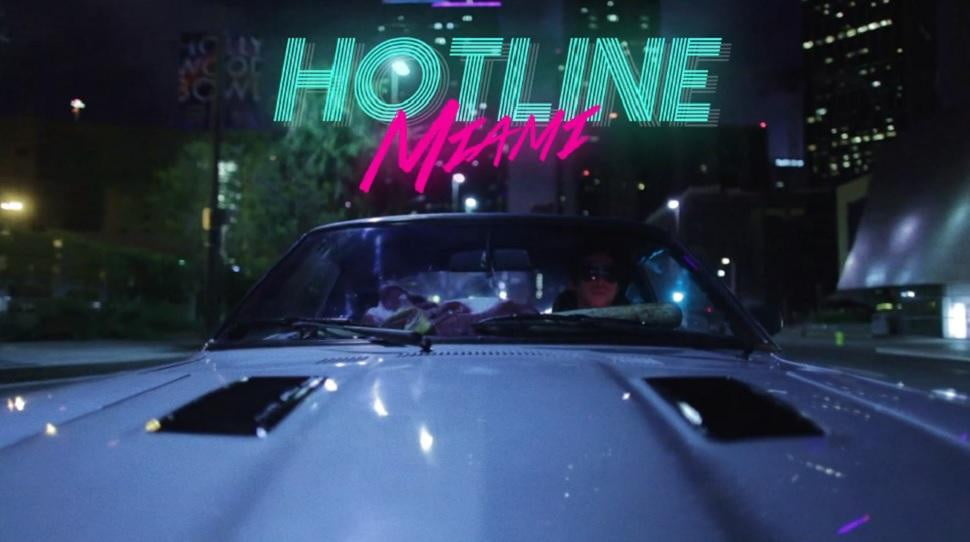 Hotline Miami Movie