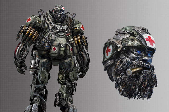 autobot hound new role in transformers last knight the