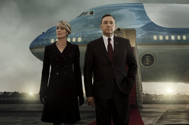netflix increases standard subscription price to  house of cards pic