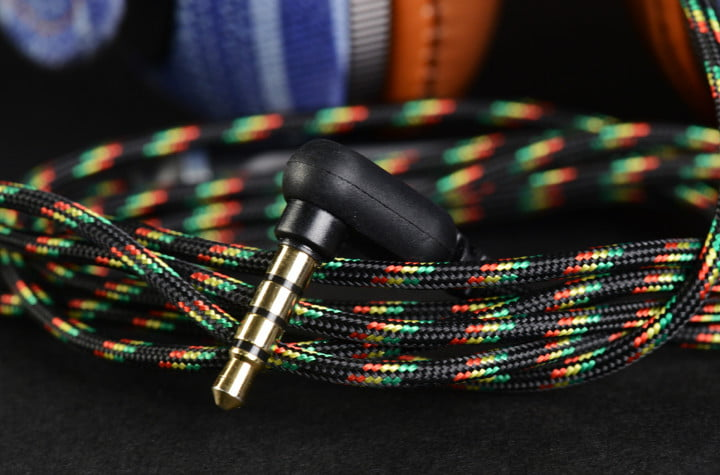 house of marley riddim review on ear headphones em jh  sk right angled mm gold plated connector
