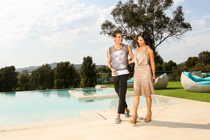 House of Rock estate flush_edge infinity pool Perry Farrell