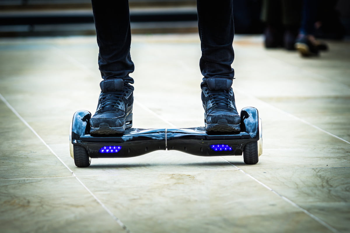 carolina panthers ban hoverboards due to drag racing among players hoverboard
