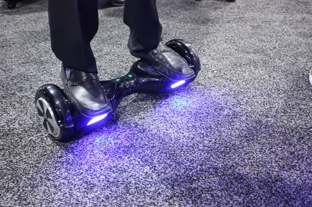 hoverboards ces hoverboard