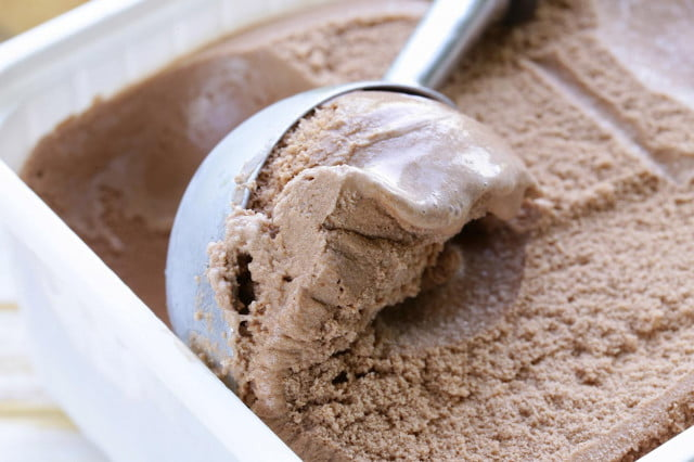 How about some homemade no-churn ice cream?